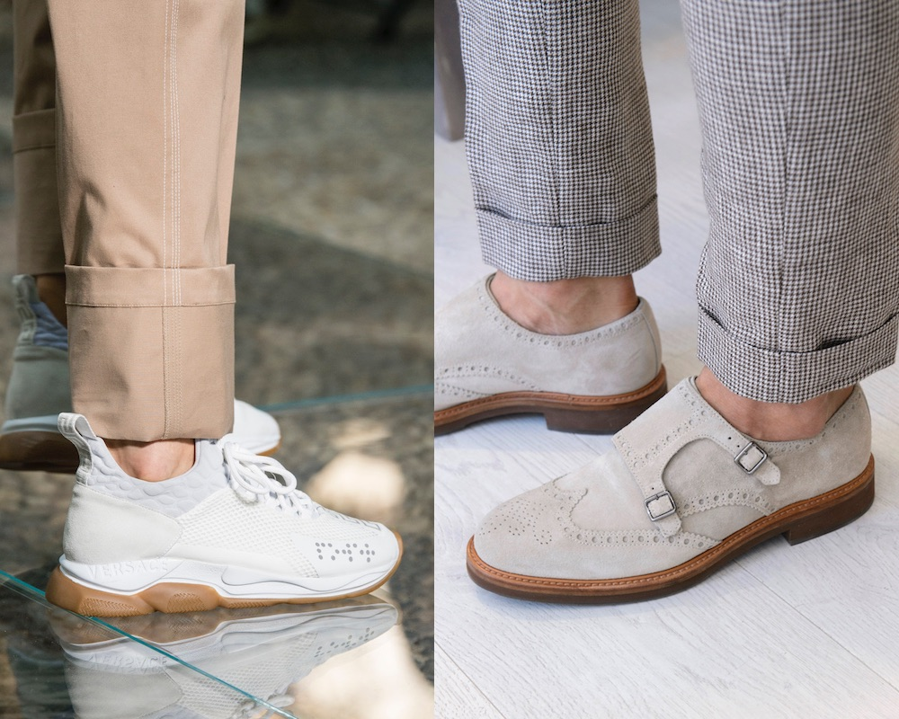 Scarpe uomo 2019. Le tendenze  sportive ed eleganti - Moda uomo Moda ... 0a70896cda2