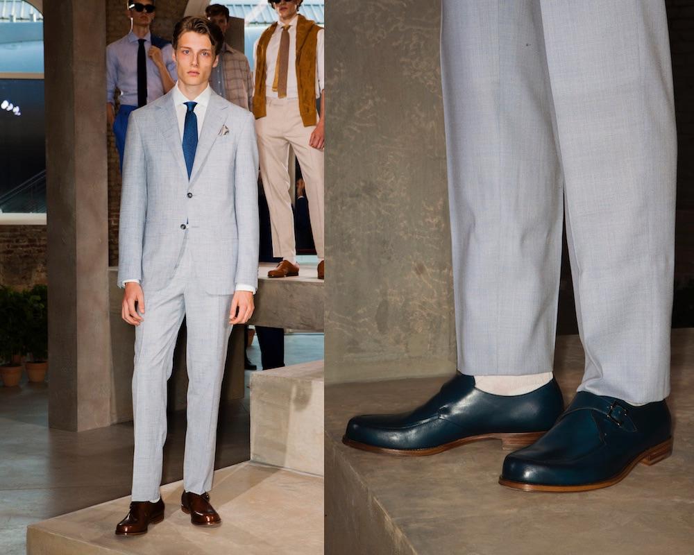 Scarpe uomo 2019. Le tendenze  sportive ed eleganti - Moda uomo Moda ... 928ab39096f