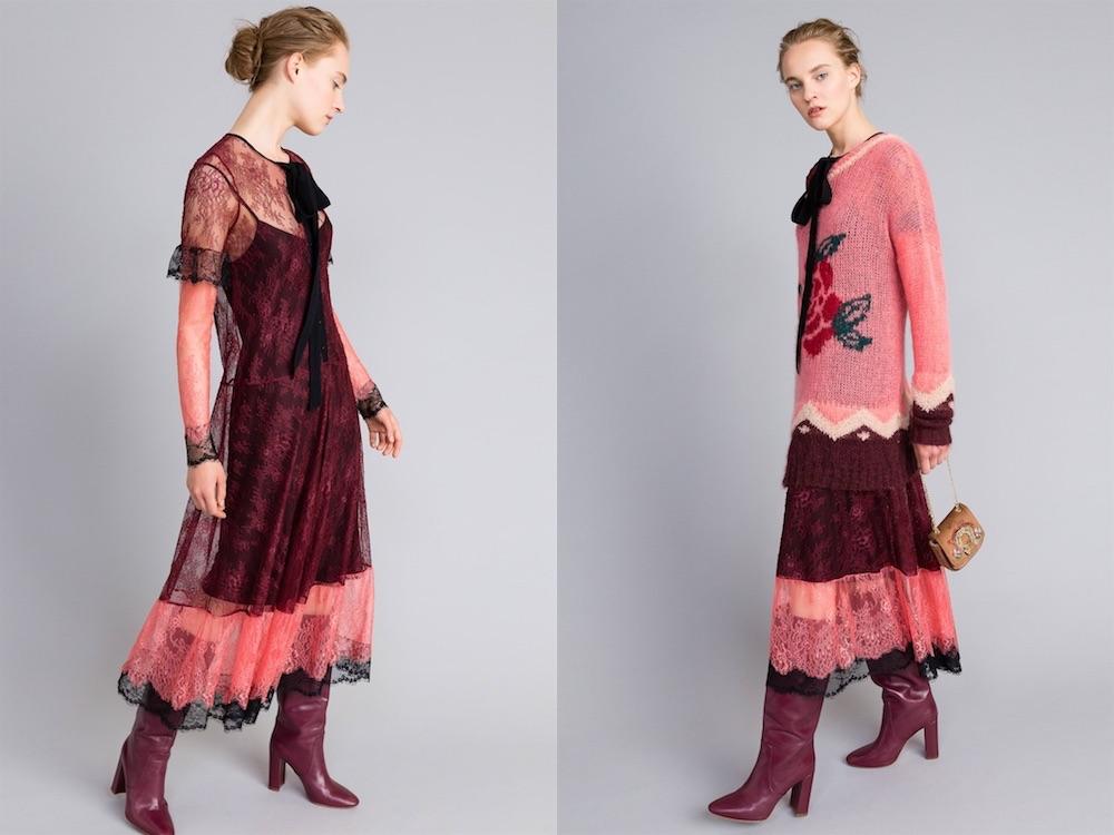 twin set abbigliamento autunno inverno 2018-2019