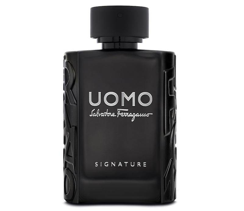 UOMO Salvatore Ferragamo Signature 2018-2019