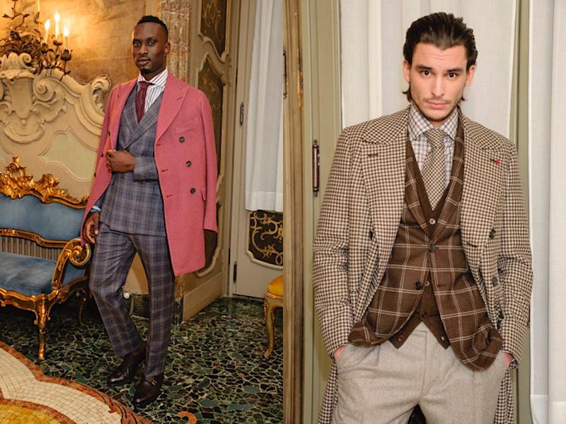 moda uomo inverno 2018-2019-isaia