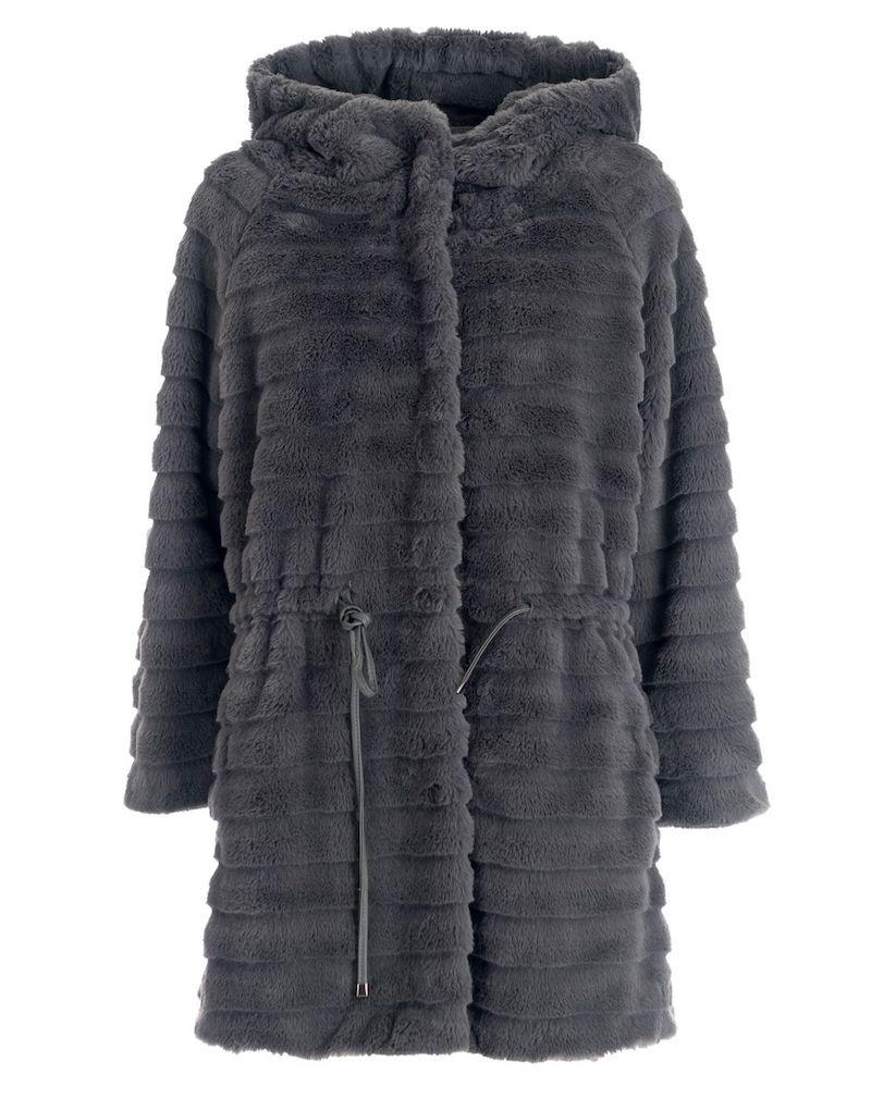 oltre inverno 2018-2019 pelliccia ecologica