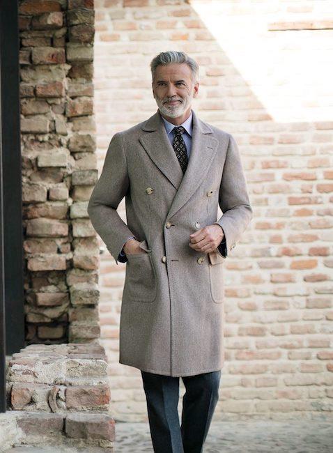 Cappotto montgomery uomo benetton