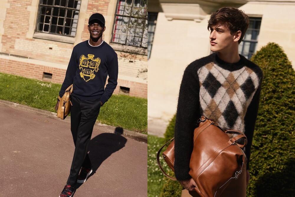 H&M uomo autunno inverno 2018 2019-