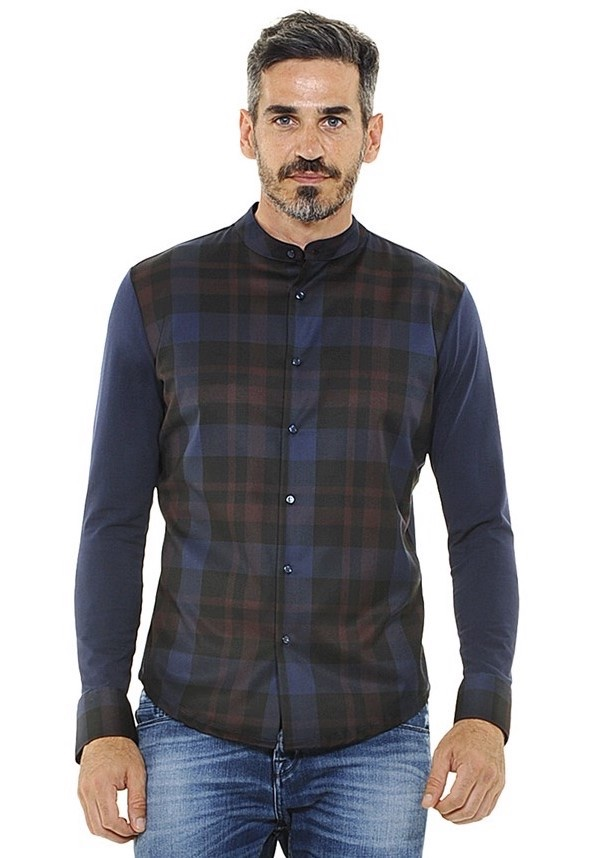 Nara camicie uomo 2019-camicia quadri