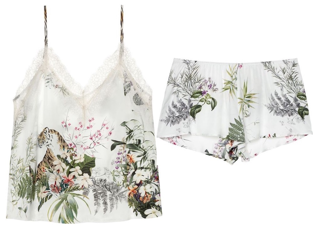 intimissimi pigiami 2019