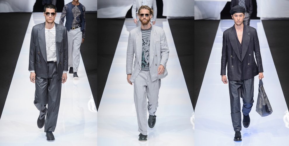 moda uomo estate 2019 armani