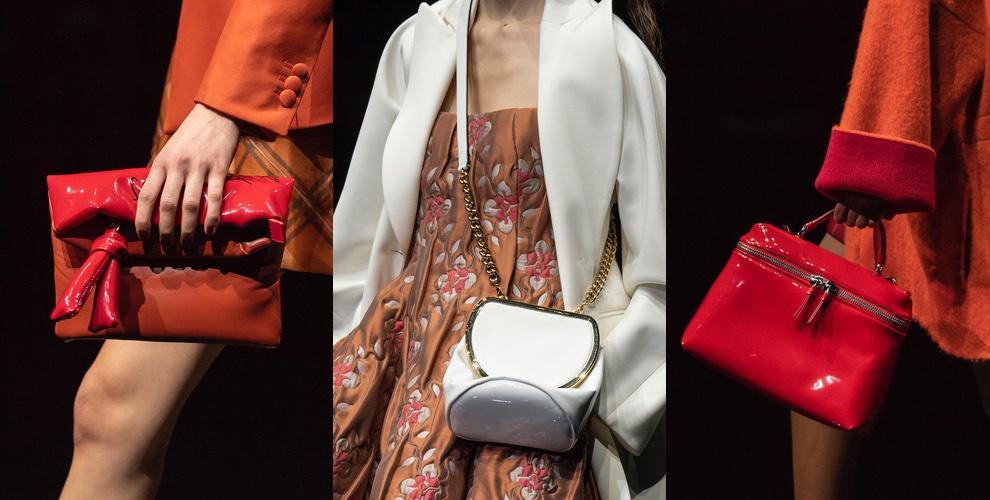 Borse moda inverno 2019 2020 emporio armani