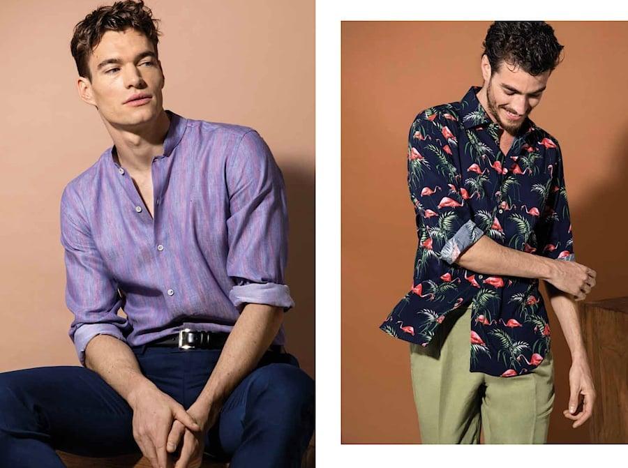 rivenditore di vendita 51d9e 03eee Nara camicie primavera estate 2019 Uomo| Donna| Catalogo
