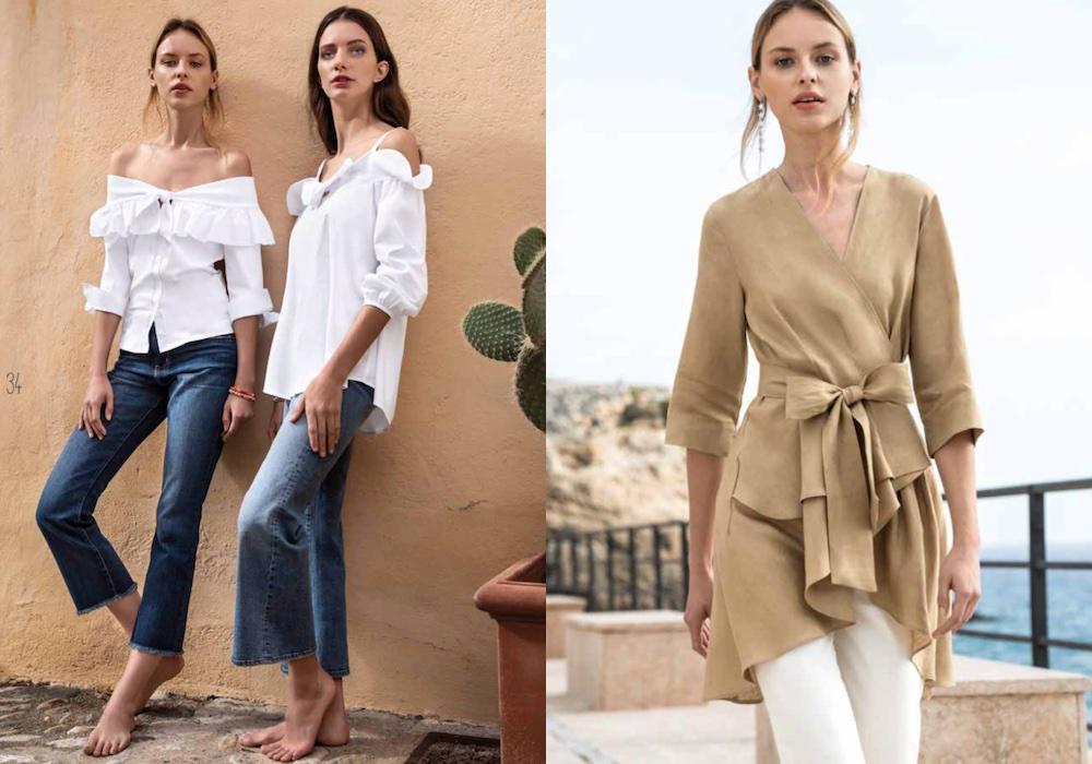 sale retailer b9bce efa4b Nara camicie primavera estate 2019 Uomo| Donna| Catalogo
