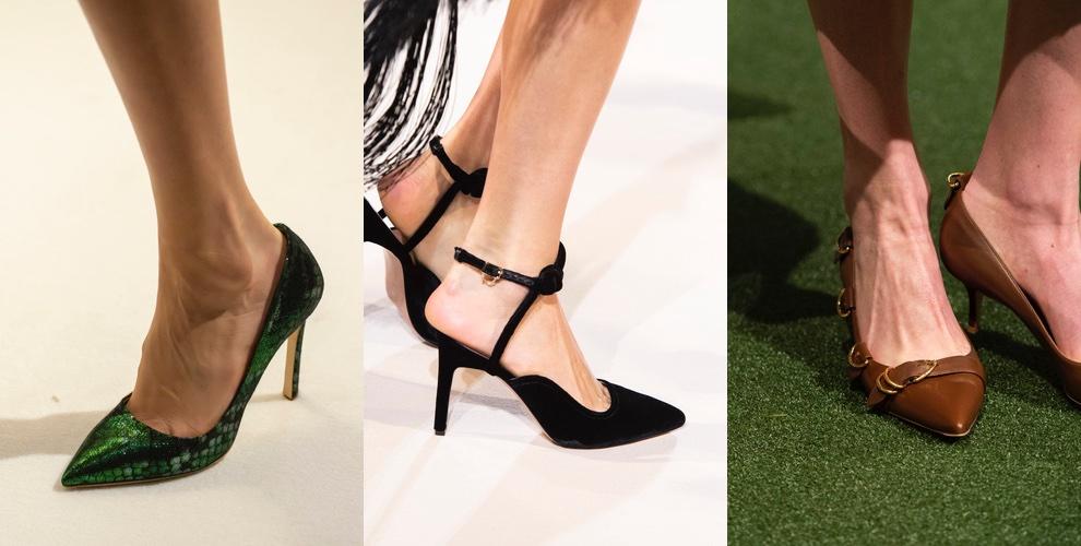 scarpe moda donna inverno 2020