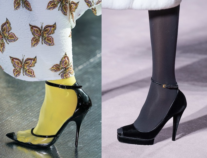 scarpe nere inverno 2019 2020