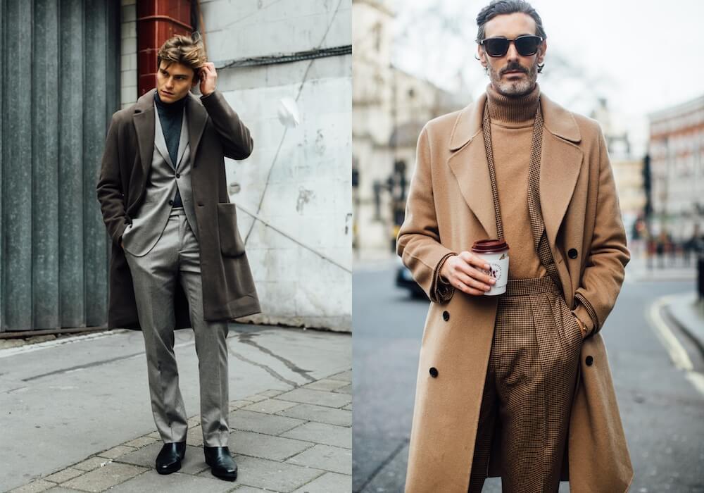 moda uomo vestire all'inglese inverno 2019-2020