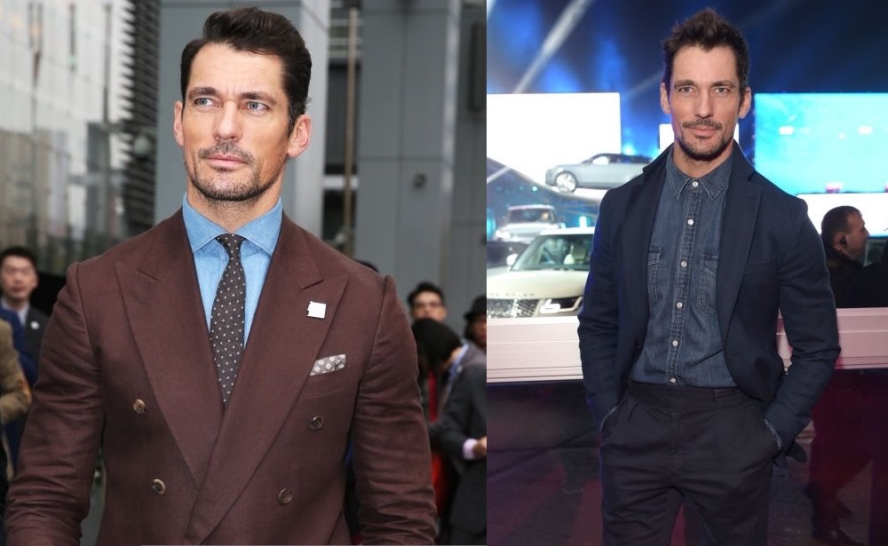 vestire all inglese david gandy