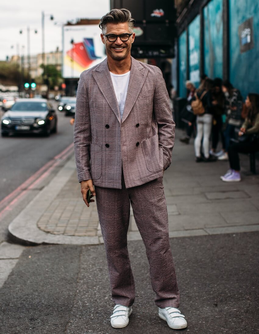 Eric Rutherford street style uomo londra estate 2019