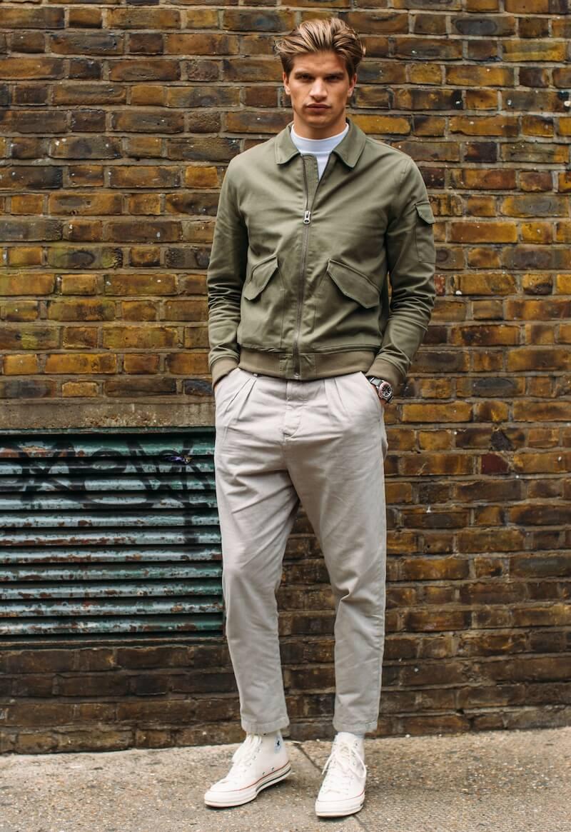 London moda uomo 2020 street style