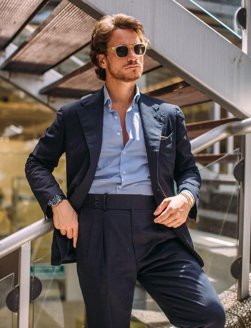 Pitti uomo giugno 2019-street style