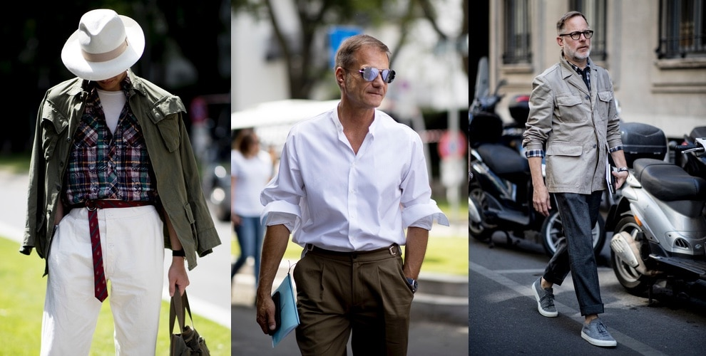 street style milano moda