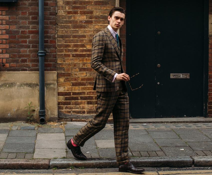 street style moda uomo estate 2020 Londra