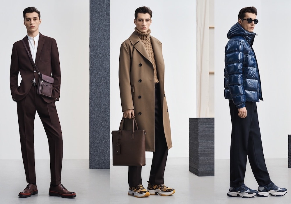 hugo boss abbigliamento uomo inverno 2019 2020