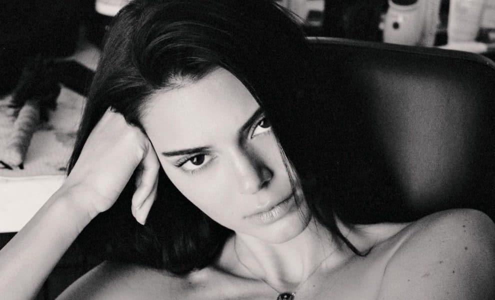 kendall Jenner nuda Instagram