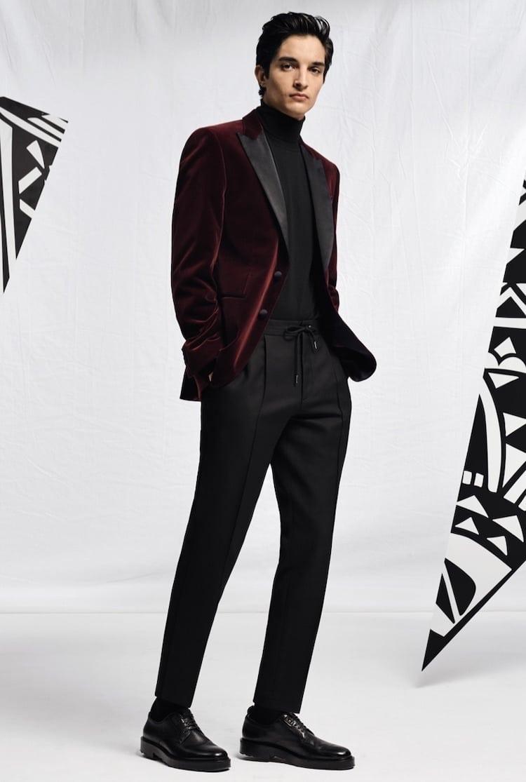 BOSS-2020- giacca elegante inverno