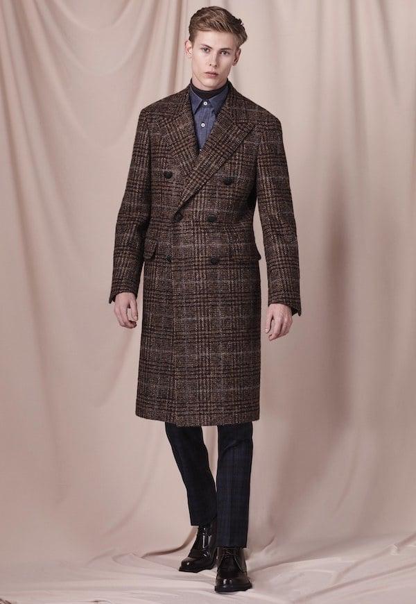 Cappotto Canali-inverno 2019 2020