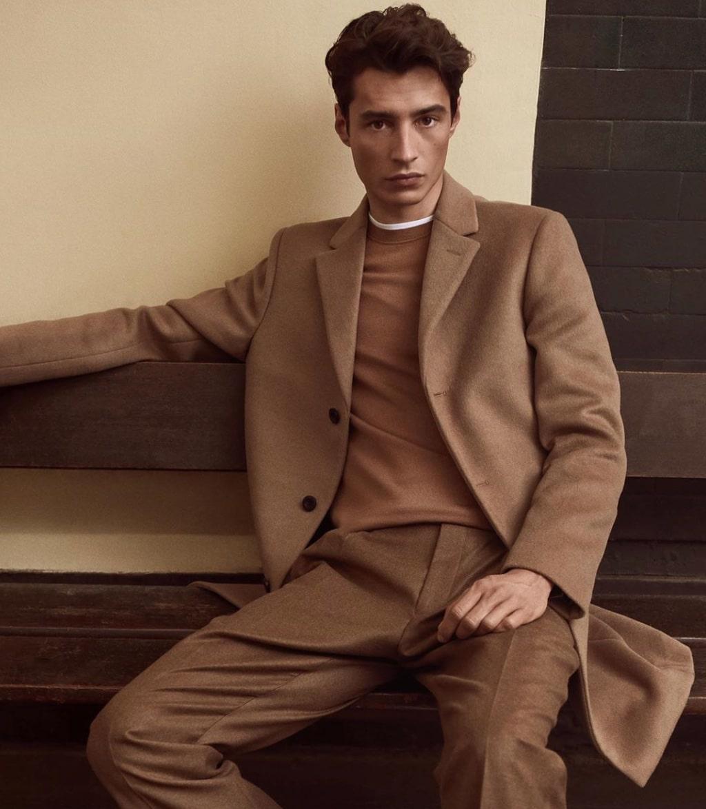 cappotto cammello instagram abbinamenti