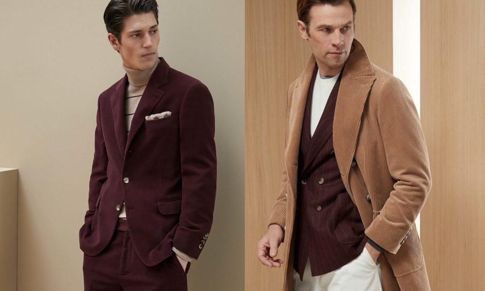 moda uomo inverno abbinare bordeaux