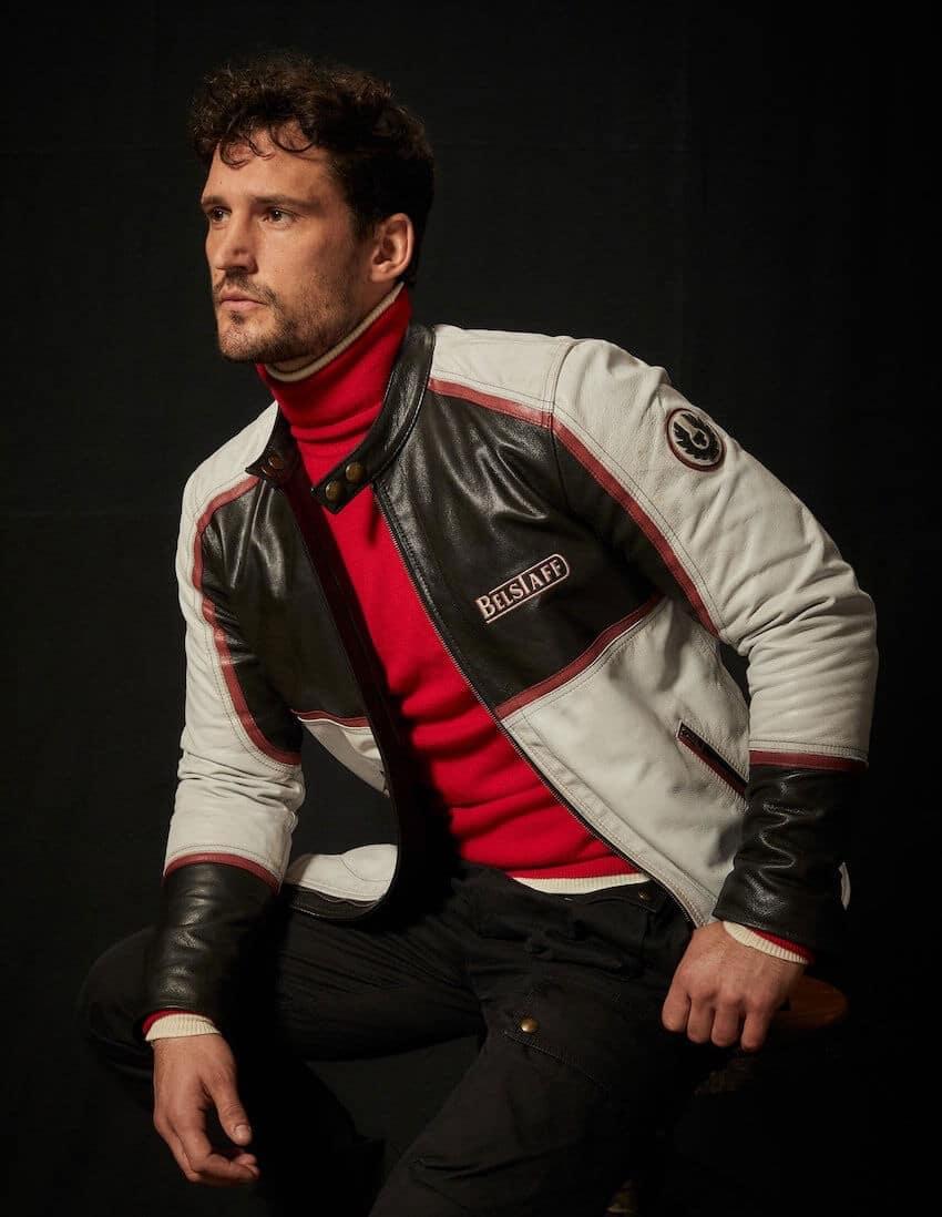 Moda uomo giacche pelle belstaff inverno 2021
