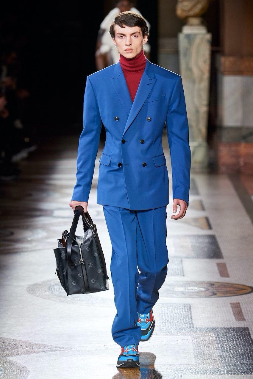 colori moda uomo inverno 2020 2021