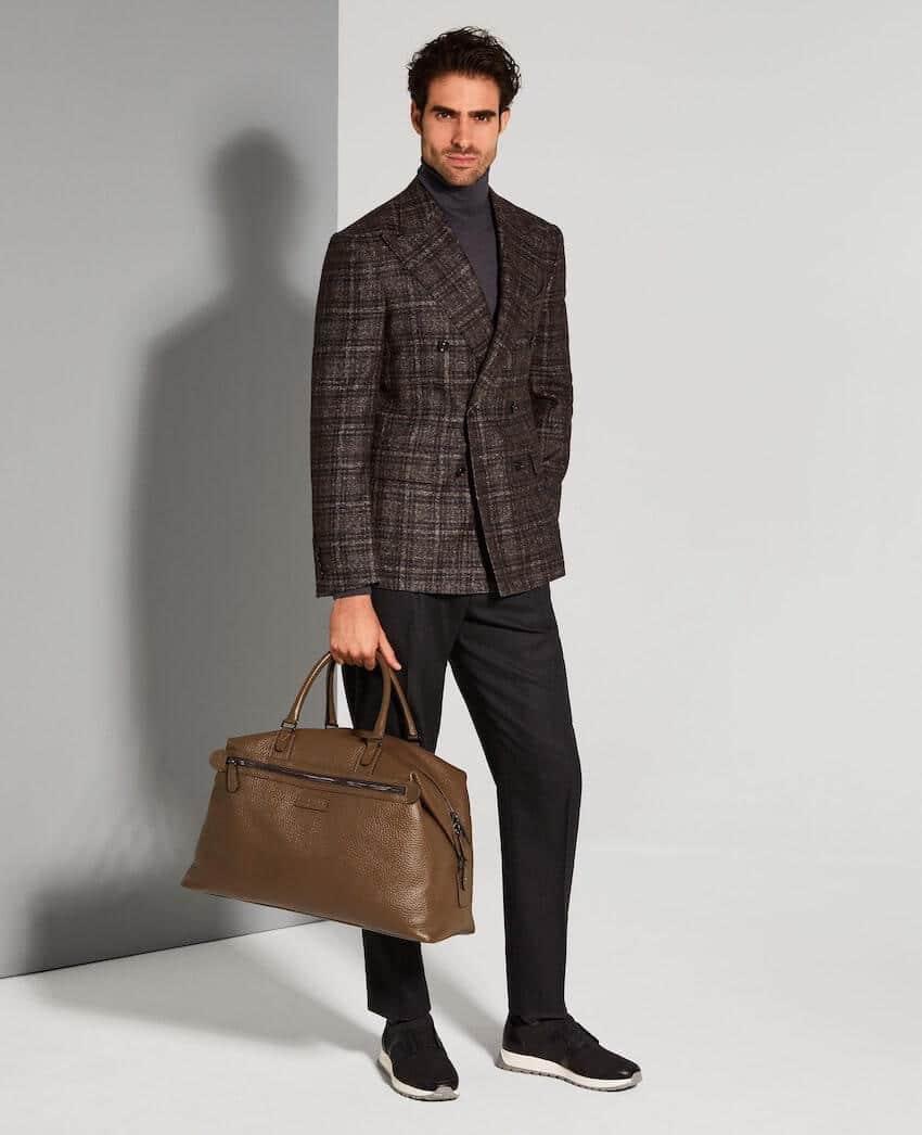 moda uomo inverno 2020 2021- canali