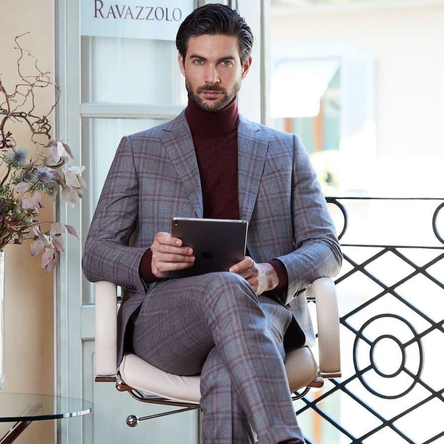 moda uomo inverno 2021 colori-