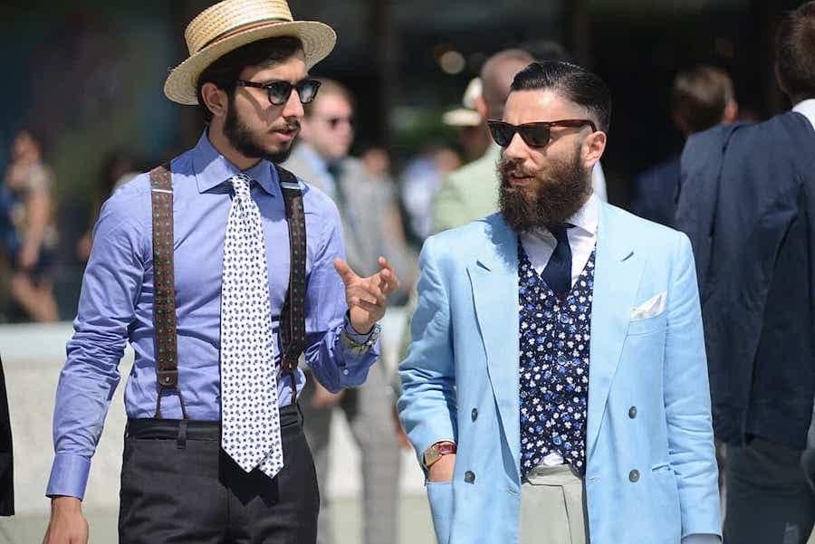 errori nel vestire uomo